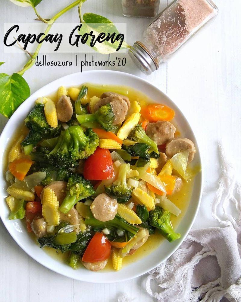 capcay-goreng