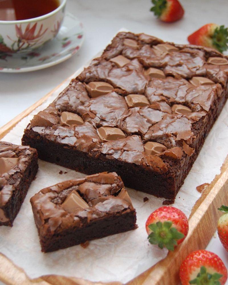 cadbury-fudgy-brownies