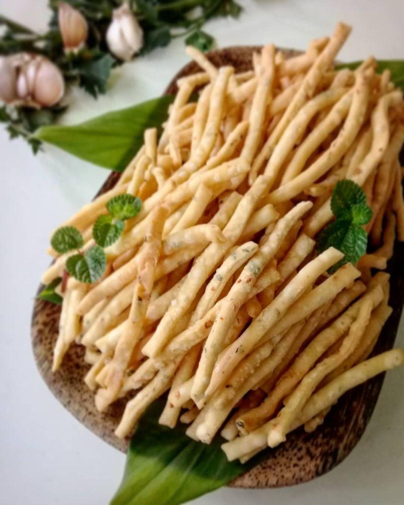garlic-sticks