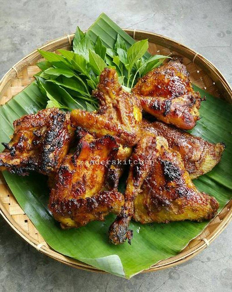 Lezatnya Ayam Bakar Solo Yakiiin Nggak Mau Resep Kekinian