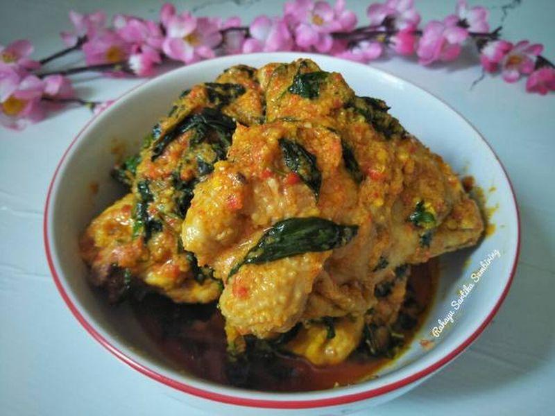 Resep Rica Rica Ayam Sensasi Seuhah Nya Gagalkan Diet Resep Kekinian