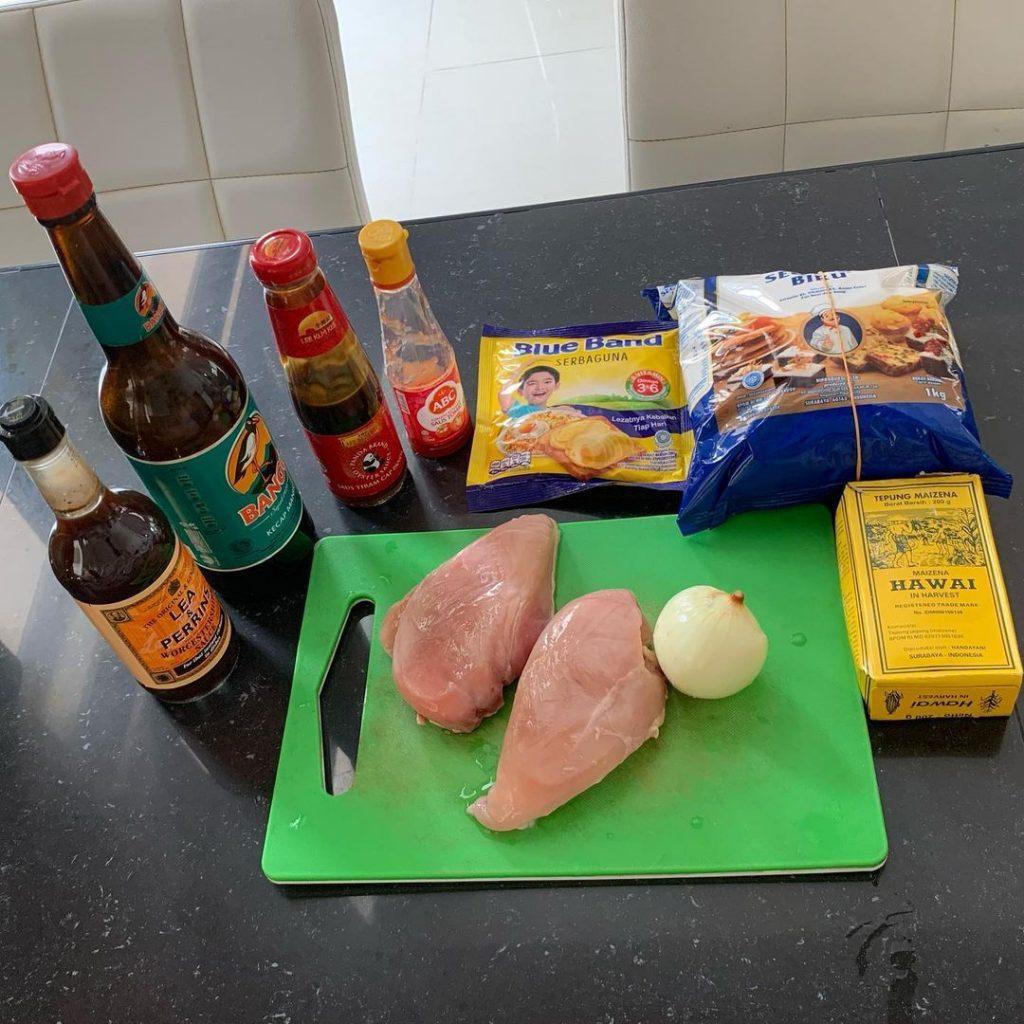 ayam-goreng-mentega-simple