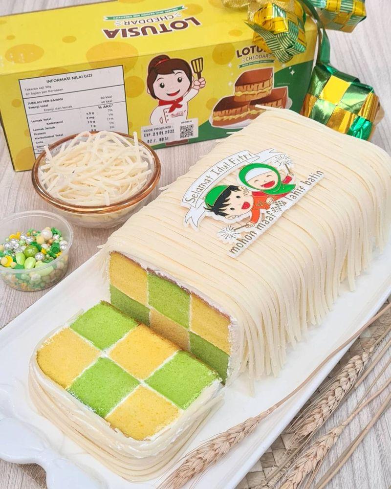 cake-lapis-catur-pandan-keju