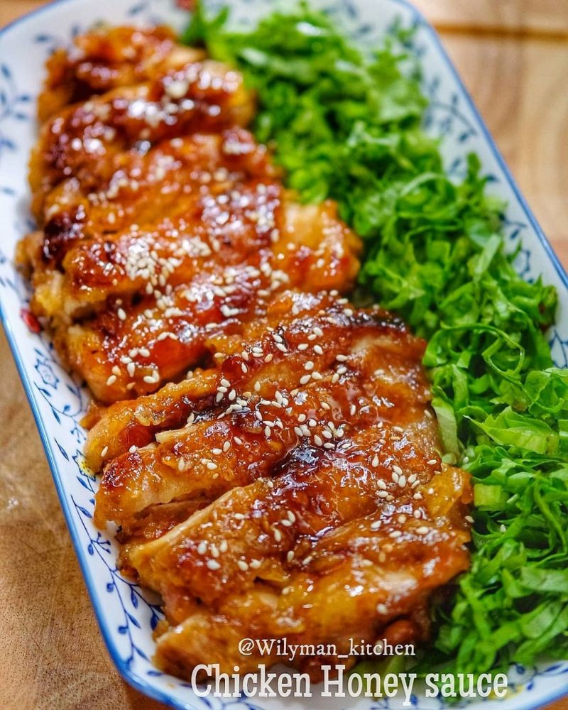 chicken-honey-sauce