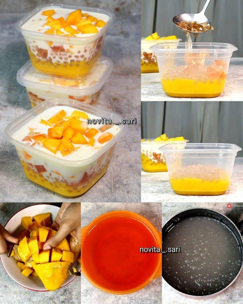 mango-sago
