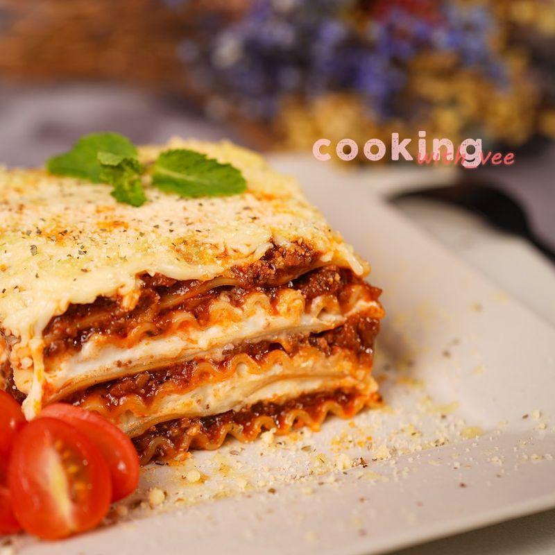 homemade-lasagna
