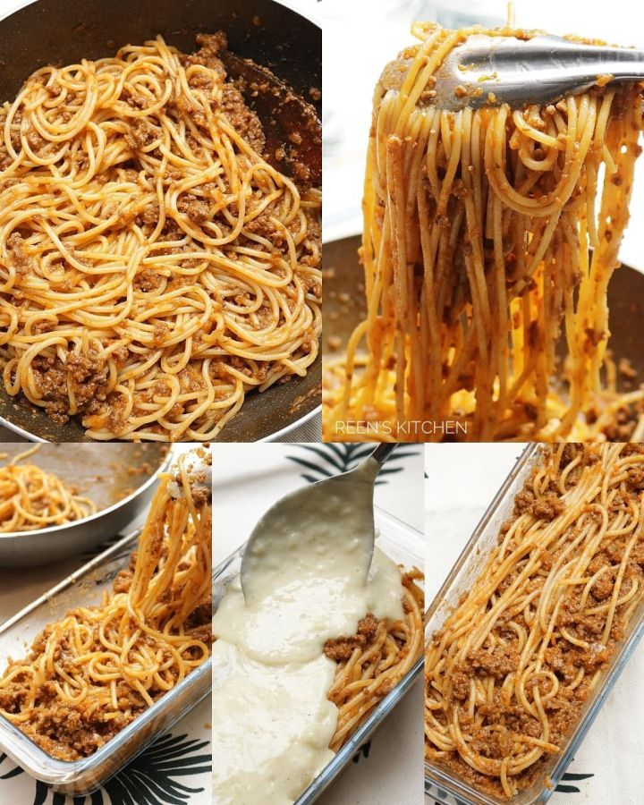 spaghetti-brulee