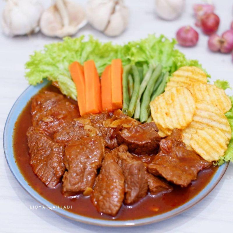 bistik-daging-sapi