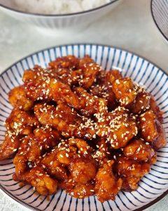 korean-sweet-spicy-fried-chicken