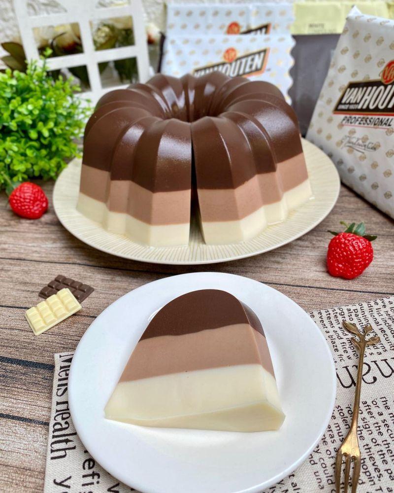 pudding-triple-choco