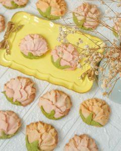 carnation-cookies